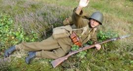 Kapral BAONU STOŁECZNEGO  w ubiorze polowym mobilizacyjnym. IX 1939.