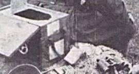 Znakowanie skrzyń amunicji karabinowej Mauser i Lebel 1939