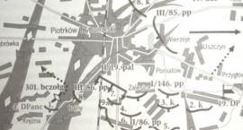 Bitwa pod Piotrkowem Trybunalskim 1939 rok.