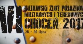 VI Kujawski Zlot Pojazdów Militarnych w Choceniu 2017