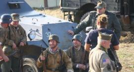 Rekonstrukcja bitwy w Brabacji. Opatów 09.09.2017 r.