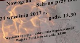 Inscenizacja walk o Nowogród - Widowisko historyczne