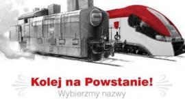 Kolej na Powstanie - 100 lecie wybuchu Powstania Wielkopolskiego