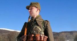 Żołnierz kompanii asystencyjnej, marzec 1939