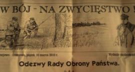 Andrzejewo-Szumowo.Bohaterowie 1920.