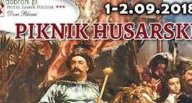 Piknik Husarski na zamku w Pułtusku.