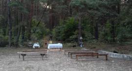 Uroczystości w Lesie Bacieczkowskim 2018.