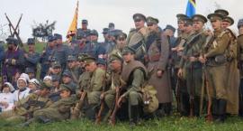 Rekonstrukcja bitwy gorlickiej 1915 r.