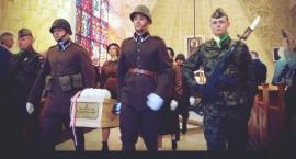 Pogrzeb mjr. Feliksa Kozubowskiego i jego Żołnierzy