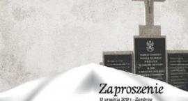 Uroczysty pogrzeb nieznanego żołnierza poległego we wrześniu 1939 w bitwie o Zambrów