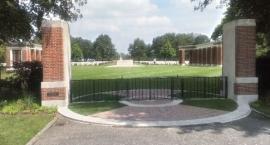 Kanadyjski cmentarz wojenny Groesbeek.