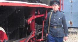 Brigadnyj Zmilitaryzowanej Służby Wartowniczej NKPS, wiosna 1944r.