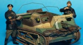 TKS-D Niszczyciel czołgów