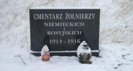 Żebry-Grzymki - cmentarz I wojna światowa