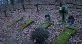 Pniewo-Czeruchy - cmentarz I Wojna Światowa