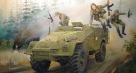BTR-40 w skali 1/35