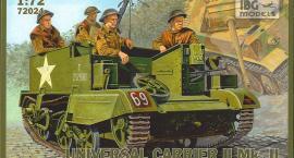 Universal Carrier w skali 1/72 IBG