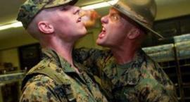 Instruktorzy musztry piechoty morskiej US