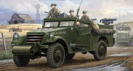 Nowy White Scout Car w skali 1/35