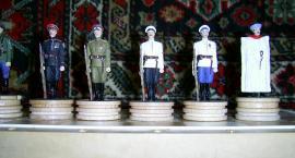 Figurki żołnierzy armii rosyjskiej
