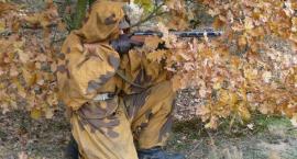 Ogólne zasady maskowania żołnierzy-zwiadowców 1 i 2 AWP