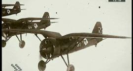 Myśliwiec P 11 replika na polskim niebie