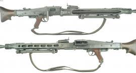 Maschinengewehr 42 historia i budowa.