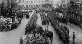 17 stycznia 1920 - pierwszy dzień  Niepodległości