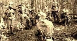 Walka w terenie lesisto - bagnistym. Niemieckie metody prowadzenia walki w lesie.