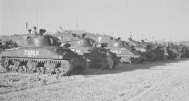Musztra Pancerno Motorowa, Polskie Siły Zbrojne na Zachodzie