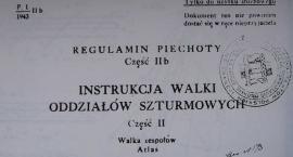 Regulamin walki grup szturmowych, Polskie Siły Zbrojne na Zachodzie, cz.I