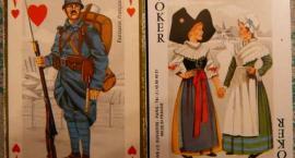 I wojna światowa na kartach do gry