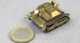 Model Tankietka TK-S w skali 1/72