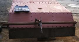 1939 - nowe zdjęcia z odbudowy czołgu 7 TP