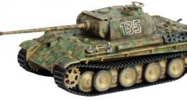 Metalowe modele czołgów i pojazdów w skali 1:72 !
