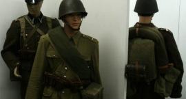 Wystawa poświęcona 28pSK 1918-39 w muzeum w Głownie