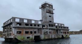 Stara, poniemiecka torpedownia, Gdynia - Babie Doły