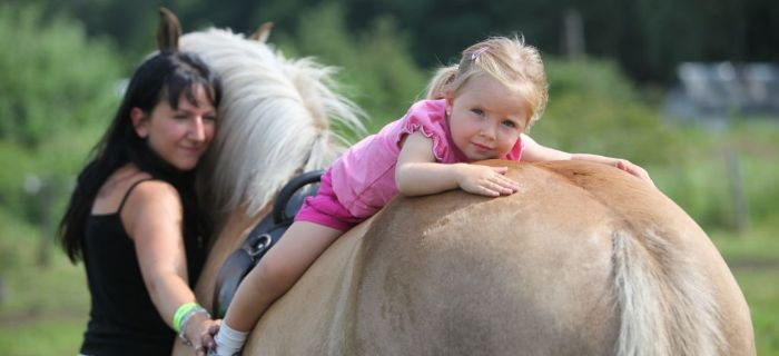 Prawo i przepisy jeździeckie, Ciąża amazonek - zdjęcie, fotografia