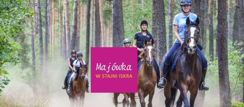 Targi i wystawy jeździeckie, Majówka siodle pełen pakiet aktywnie - zdjęcie, fotografia