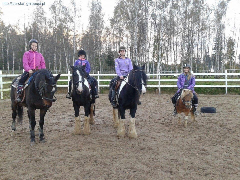 Ośrodki jeździeckie, Weekendy siodle - zdjęcie, fotografia