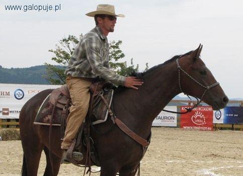 Targi i wystawy jeździeckie, Turner wywiad - zdjęcie, fotografia