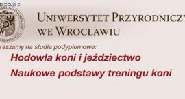 Zostań studentem podyplomowym Uniwersytetu Przyrodniczego we Wrocławiu