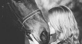 Stylizowane sesje zdjęciowe z końmi