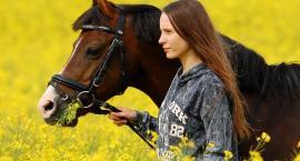 Młoda Mistrzyni o koniach i jeździeckim bezpieczeństwie