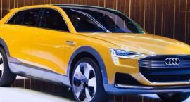 Audi h-tron concept - przyszłość należy do wodoru