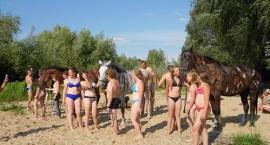 Letni obóz jeździecki Stajnia Pasja Popów