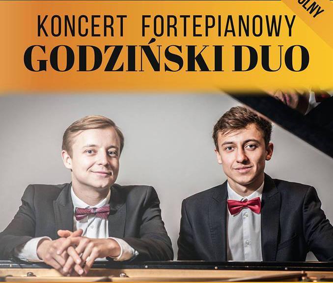 Koncerty, Koncert fortepianowy Godziński Piano - zdjęcie, fotografia