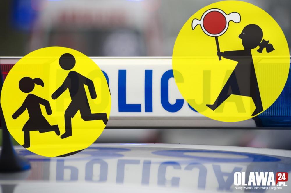Akcje, Bezpieczna droga szkoły Policja zachęca udziału konkursie - zdjęcie, fotografia