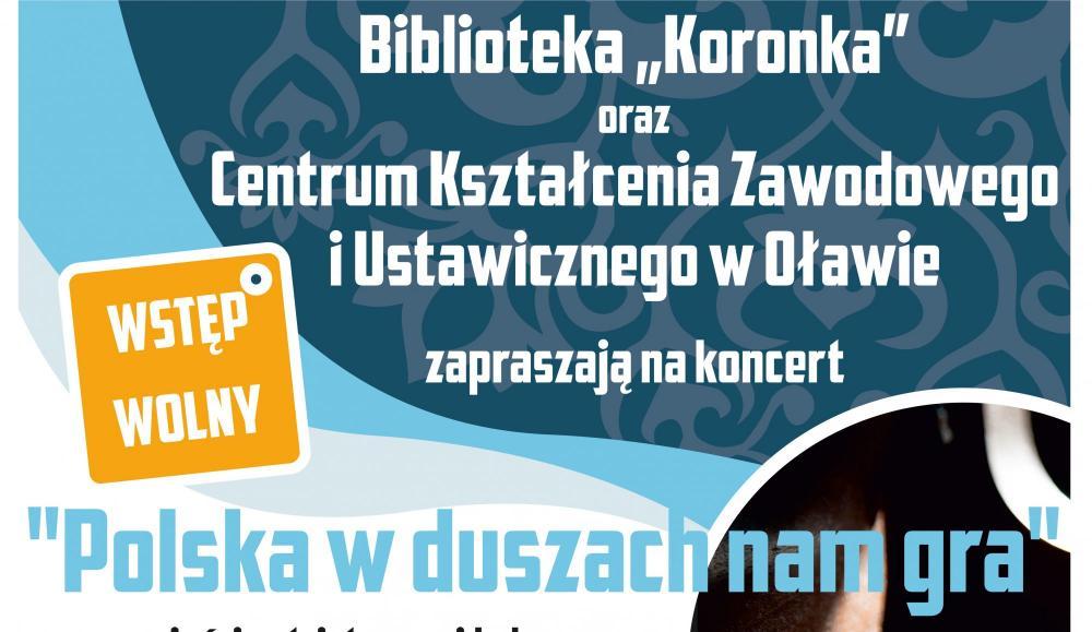 Koncerty, Polska duszy Koncert podziemiach Ratusza - zdjęcie, fotografia