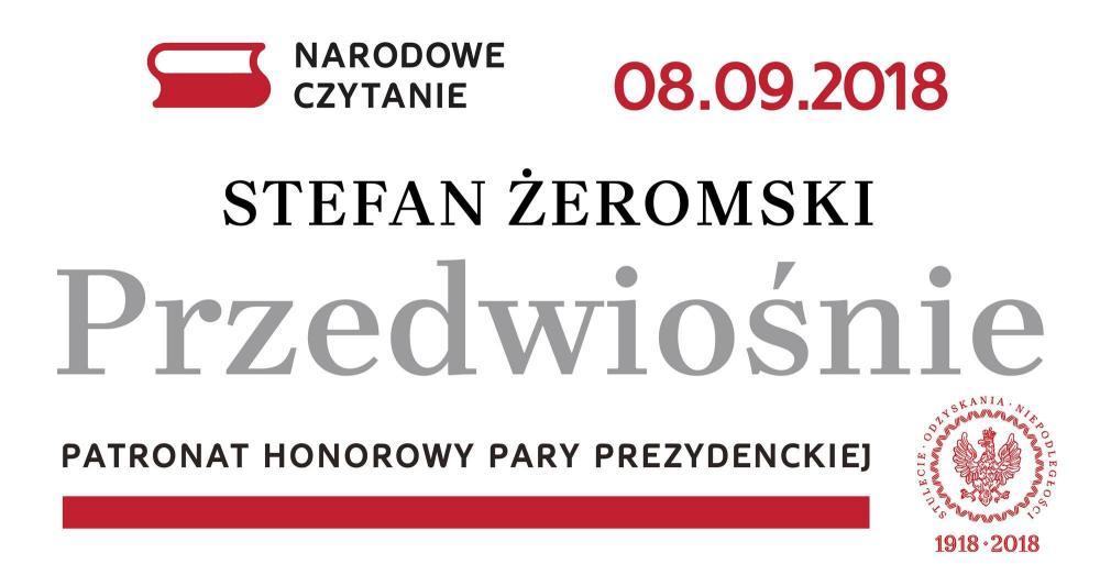Imprezy, Narodowe czytanie Jelczu Laskowicach - zdjęcie, fotografia
